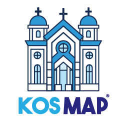 Kos Map – by MasterFold S.A Λογότυπο
